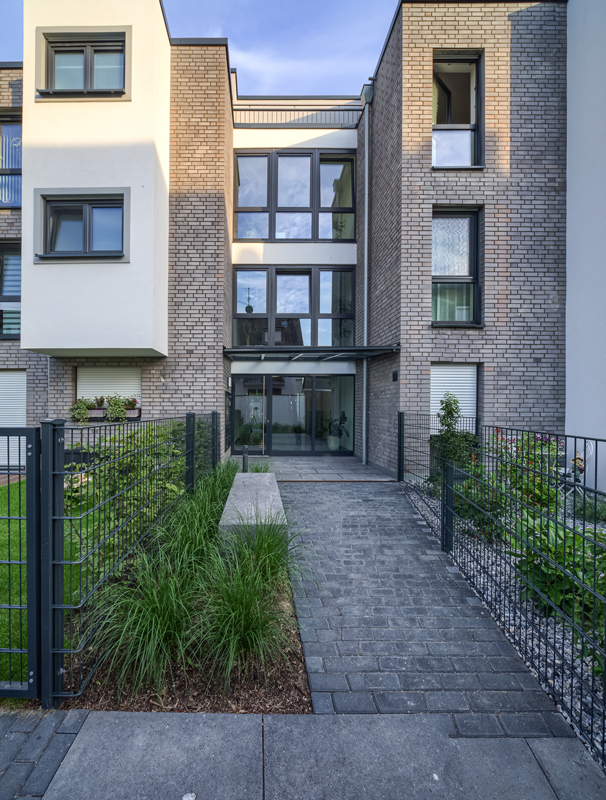 2016 duisburg mehrfamilienhaus architektur stahlmann. Black Bedroom Furniture Sets. Home Design Ideas