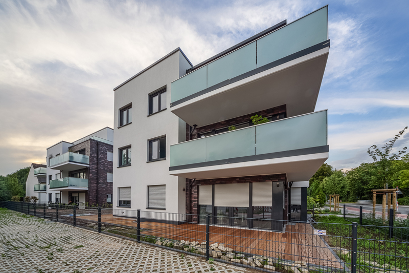 Architekt Duisburg 2017 duisburg rumeln mehrfamilienhäuser architektur stahlmann