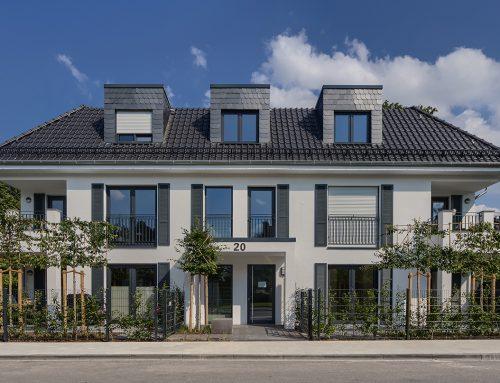 2021, Moers, Mehrfamilienhaus Villa Teresa