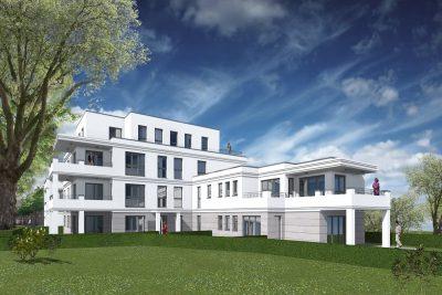 2018 Mehrfamilienhaus Architekt Moers Platanenhof-3